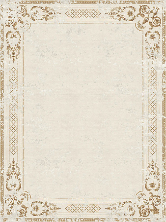 Ornate Stucco Antique White